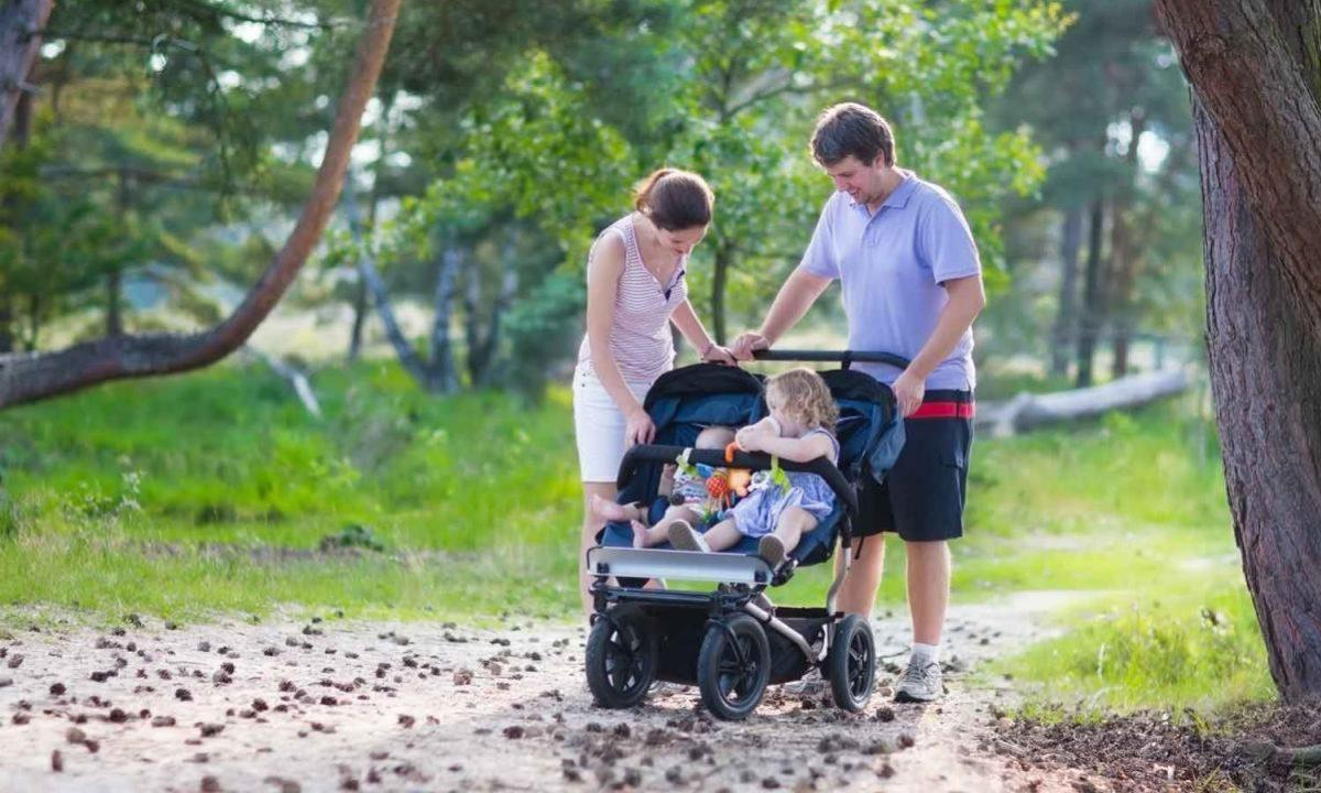 The number of kids in the family also determines the types and numbers of strollers required. - How Many Strollers Do I Need? | Baby Journey Blog