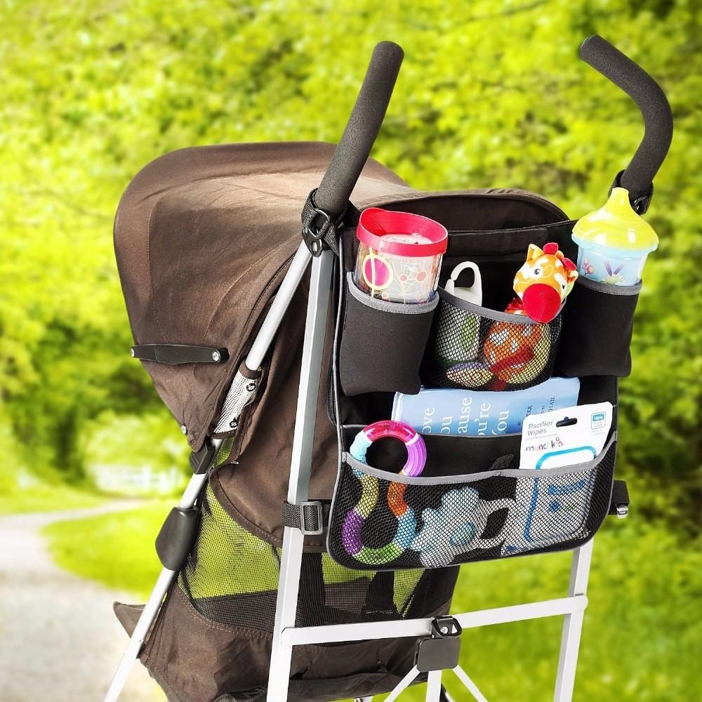 Relieve yourself from the burden of carrying so much at a time. - How Many Strollers Do I Need? | Baby Journey Blog