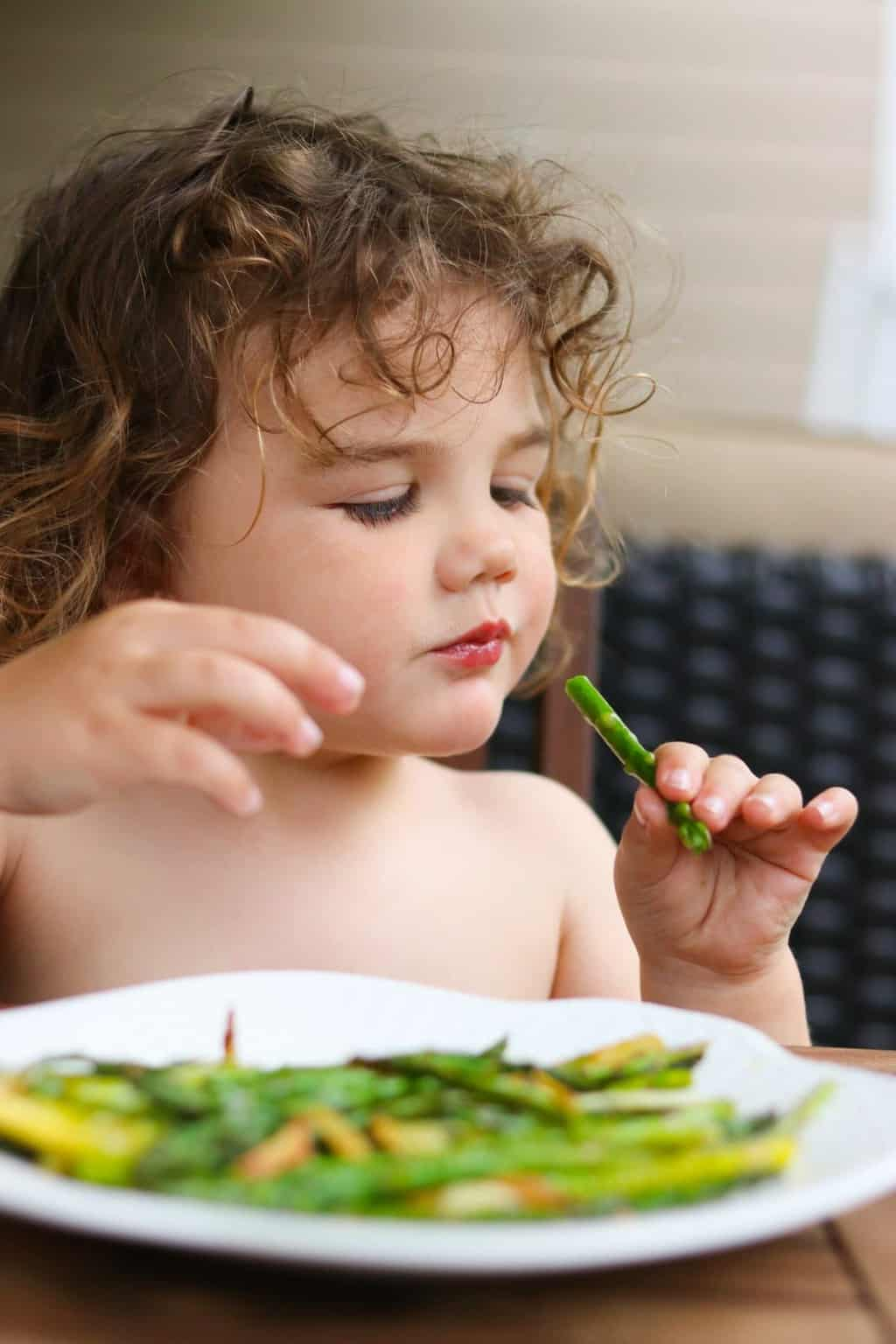 Introduce Asparagus After Ten Months   A Parent's Guide to The 15 Baby Foods That Cause Gas in Babies   Baby Journey
