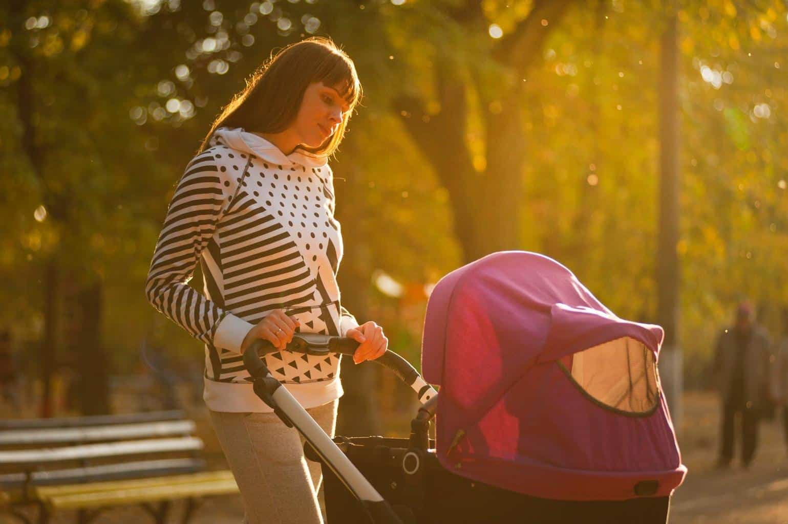 If your baby naps in the stroller, a bug net can ensure comfortable, uninterrupted sleep. - Top 13 Parent-approved Best Stroller Accessories Ideas | Baby Journey