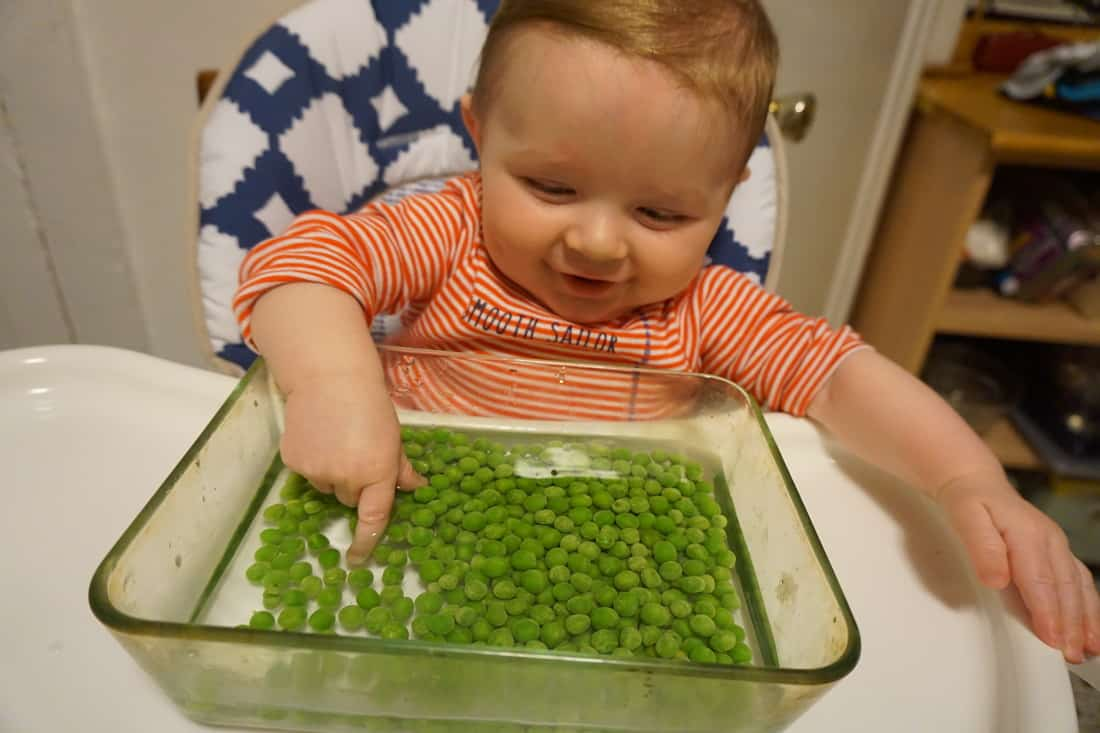 Humble Peas for a Nutritive Boost   A Parent's Guide to The 15 Baby Foods That Cause Gas in Babies   Baby Journey