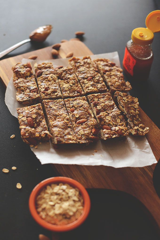 Homemade Granola Bars | 21 Easy Healthy Snacks for Toddlers | Baby Journey