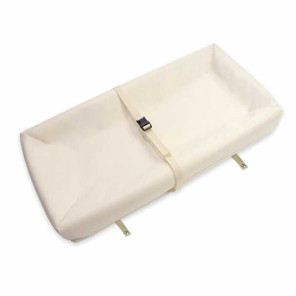 Contoured changing pad | Non-toxic changing pad | Baby Journey