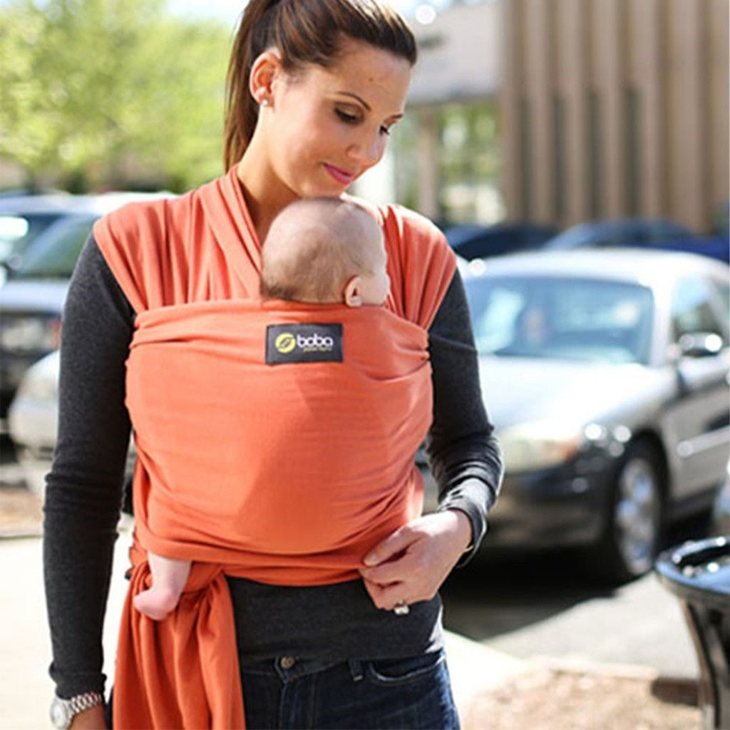 Boba wraps can be used from birth to late infancy. - Moby vs. Boba Wrap: Which is the Better Baby Carrier? - Baby Journey Blog