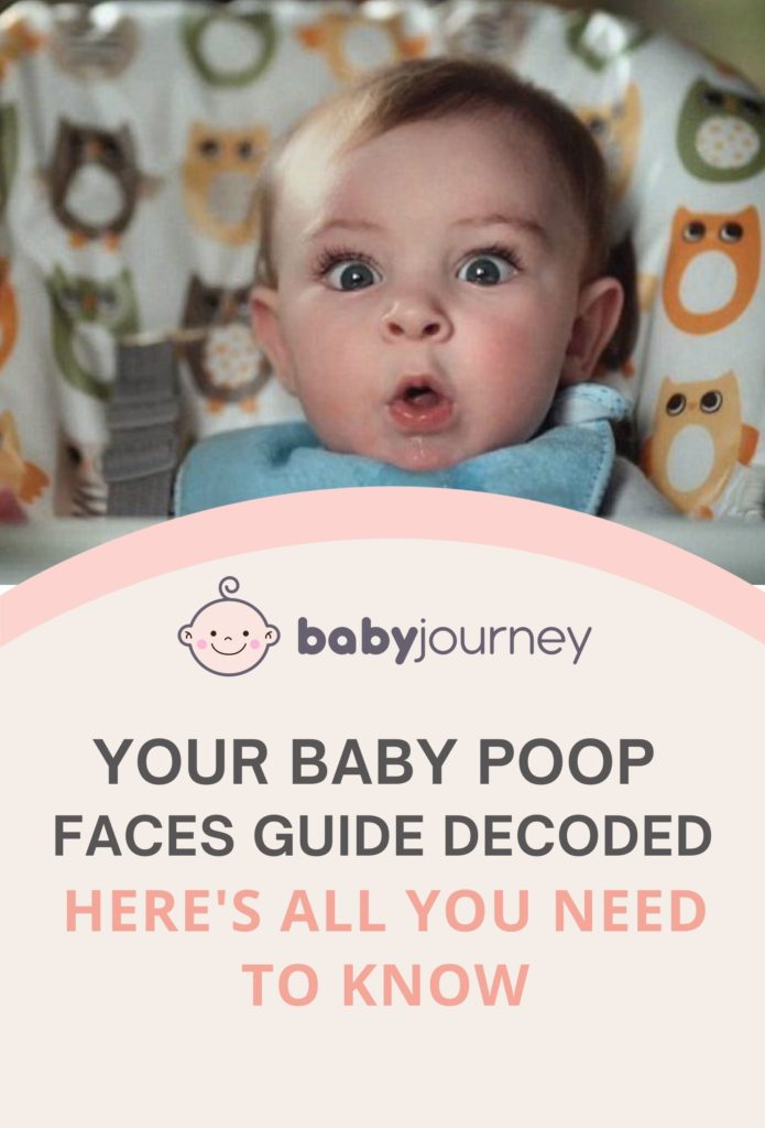 Baby Poop Faces Guide Decoded. Here's All The Poopie Face Meanings You Need to Know - Baby Journey Blog