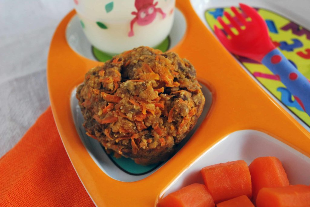 Meatloaf for Babies and Toddlers - Stage 3 baby food recipes - Baby Journey Blog