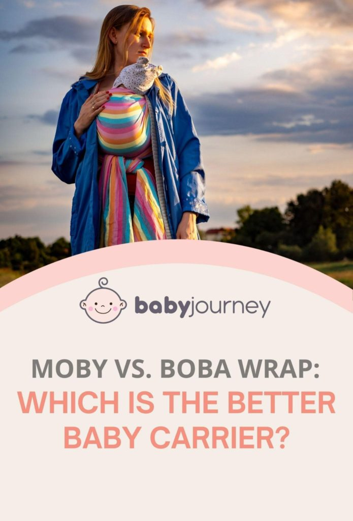 Moby vs. Boba Wrap: Which is the Better Baby Carrier? - Baby Journey Blog