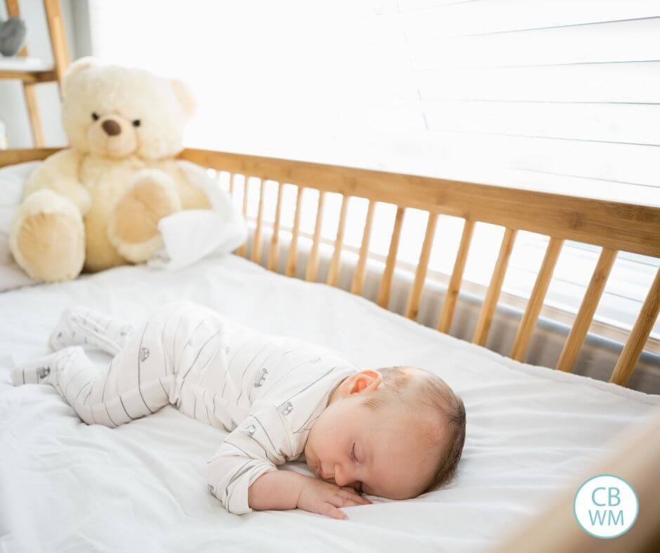 Using baby oil, lotion, or a balm before sleep helps the baby to relax! - Does Baby Oil Expire? Here's Everything Parents Must Know | Baby Journey Blog