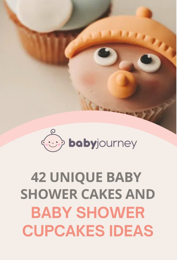 42 Unique Baby Shower Cakes and Baby Shower Cupcakes Ideas - Baby Journey Blog