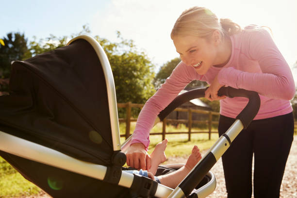 Comfort features like an adjustable handlebar is always a plus point when getting a triple stroller or even for other stroller types as well.- Best Triple Stroller | Baby Journey Blog