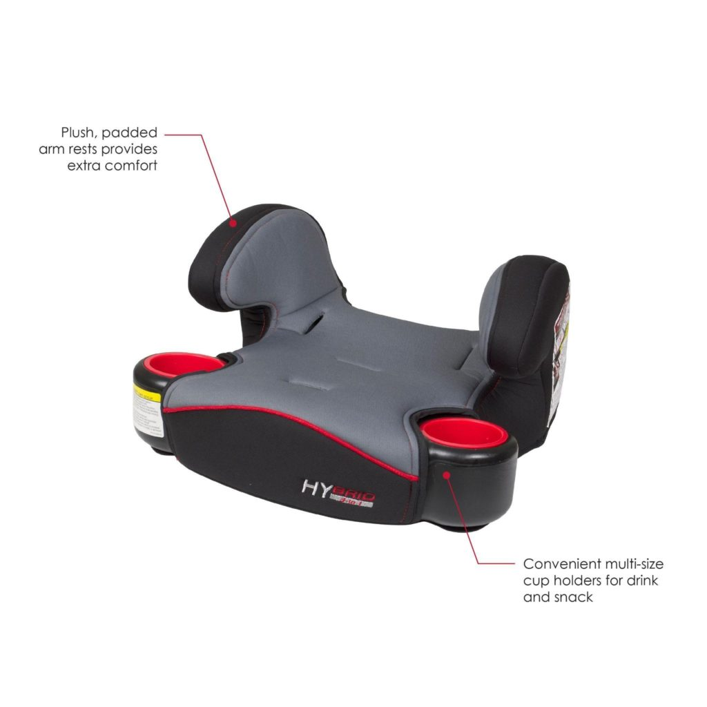 Cup holders   Baby Trend Hybrid 3 in 1 Review   Baby Journey