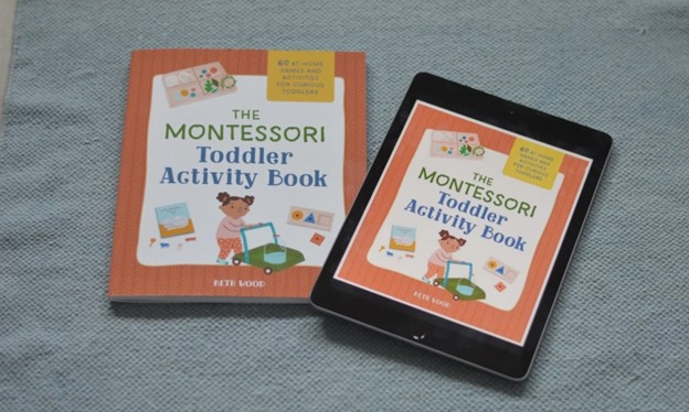 Activity books are an at home preschool alternative - Will Skipping Preschool Harm or Benefit My Child - Baby Journey blog