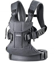 Baby Bjorn One Air Baby Carrier - Lille Baby Carrier Review - Baby Journey blog