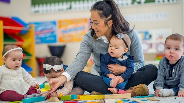 Daycare is good for working parents with young babies - Will Skipping Preschool Harm or Benefit My Child - Baby Journey blog