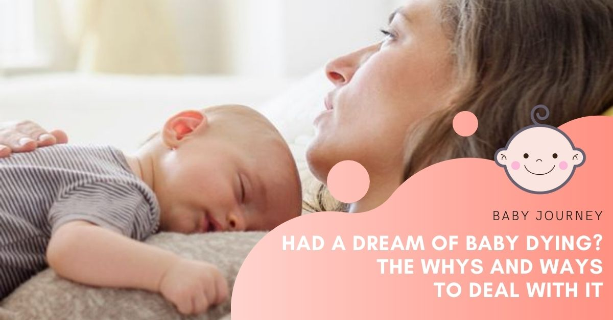 Dream of A Child dying Meanings - Baby Journey blog