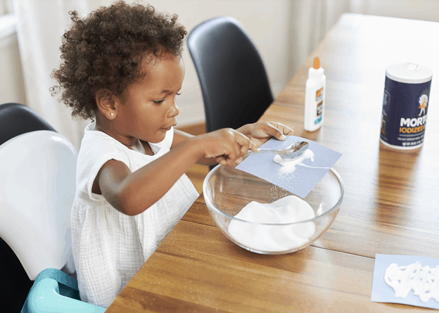 Glue looks like something good to eat to a child, but there are ways to prevent that behavior - Why Do Kids Eat Glue? We Reveal The Mysteries Behind This Weird Behavior | Baby Journey Blog