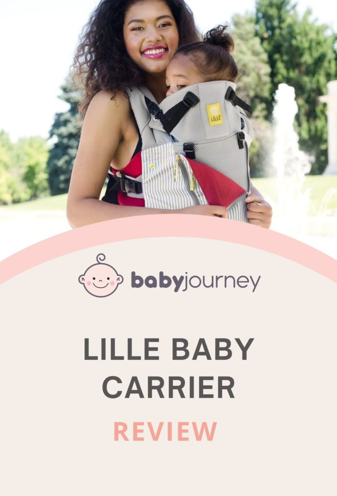Lille Baby Carrier Review - Baby Journey blog
