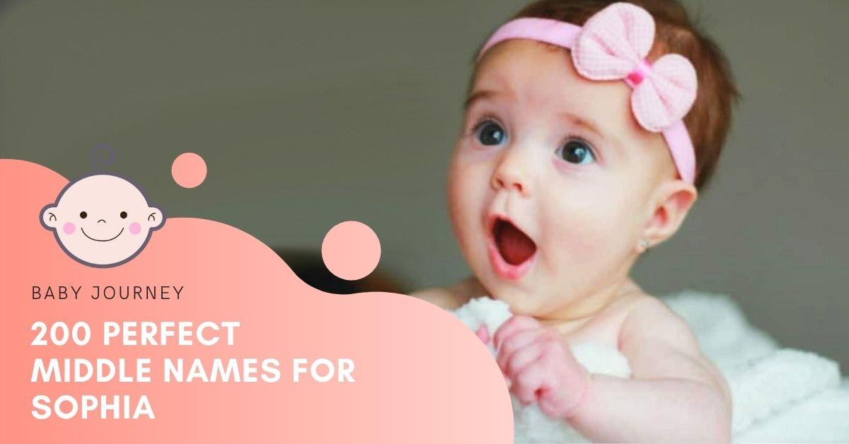 Middle names for sophia featured image - Baby Journey Blog