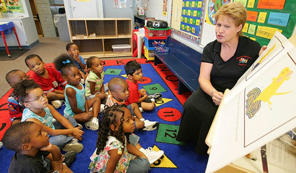 Preschool environment is less formal than pre-K - Will Skipping Preschool Harm or Benefit My Child - Baby Journey blog