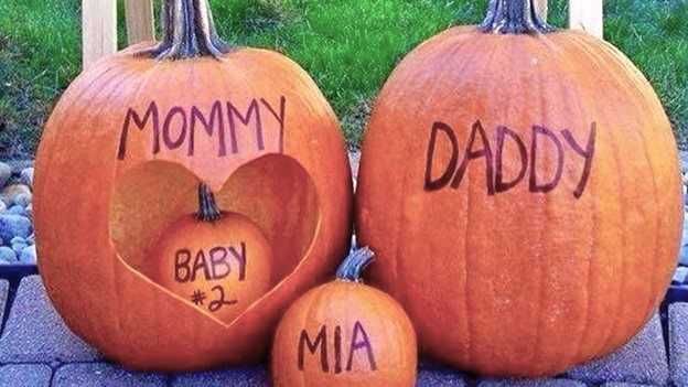 Pumpkin for All - 112 Baby Announcement Ideas Perfect to Grace Your Instagram | Baby Journey Blog
