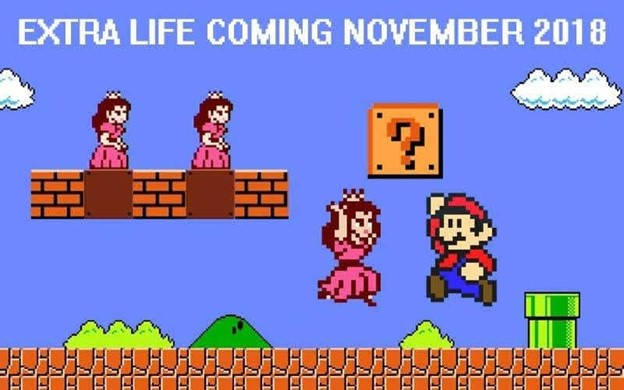 Super Mario is Getting a Baby - 112 Baby Announcement Ideas Perfect to Grace Your Instagram | Baby Journey Blog