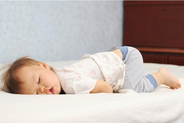 There are even myths surrounding why babies sleep with their butt in the air - Why Do Babies Sleep With Their Butt In The Air? | Baby Journey Blog
