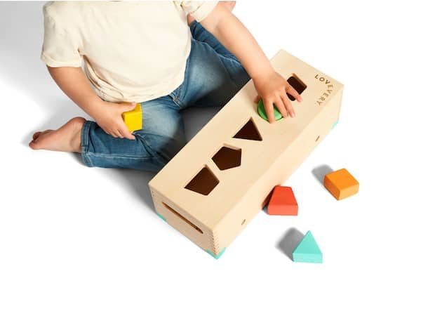 Toys that make noise may help to distract your little one. - humping in babies - Baby Journey blog