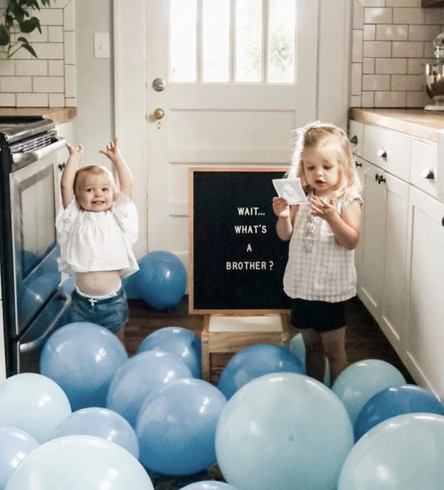 Wait, what?- 112 Baby Announcement Ideas Perfect to Grace Your Instagram | Baby Journey Blog