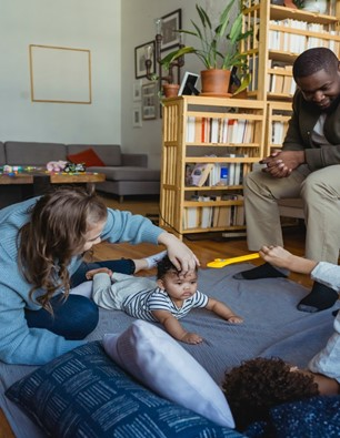 With the use of toys, mats, and your engagement during tummy time, your young one is bound to enjoy - Baby Hates Tummy Time? Here Are 9 Best Alternatives to Tummy Time - Baby Journey blog