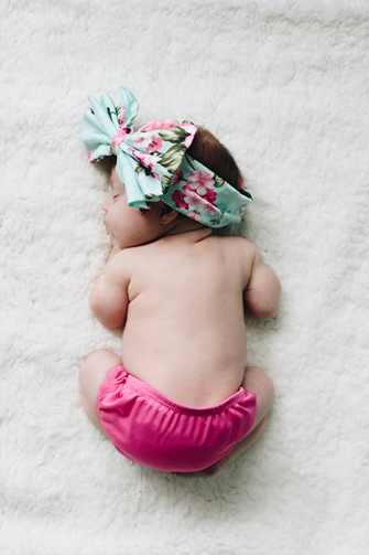 You may find your baby sleeping on her belly with her legs tucked in a frog like pose - Why Do Babies Sleep With Their Butt In The Air? | Baby Journey Blog