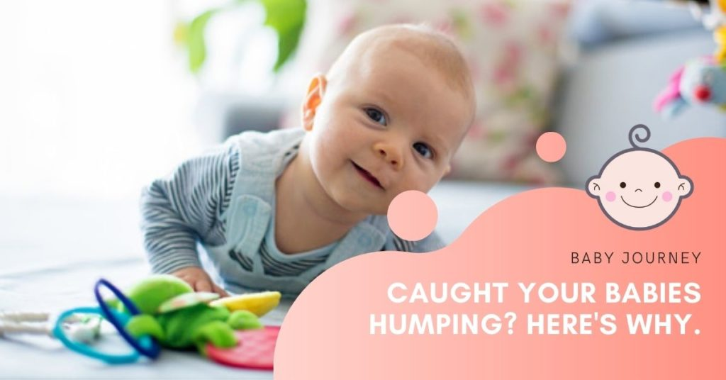 babies humping featured image - Baby Journey blog