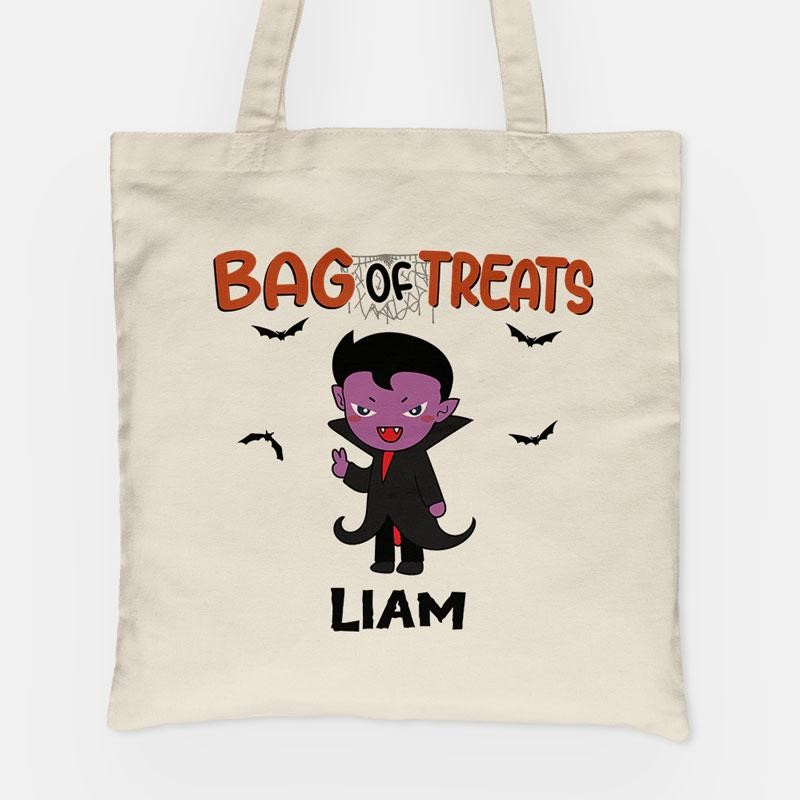 Tote Bag | Halloween Gifts for Kids | Baby Journey