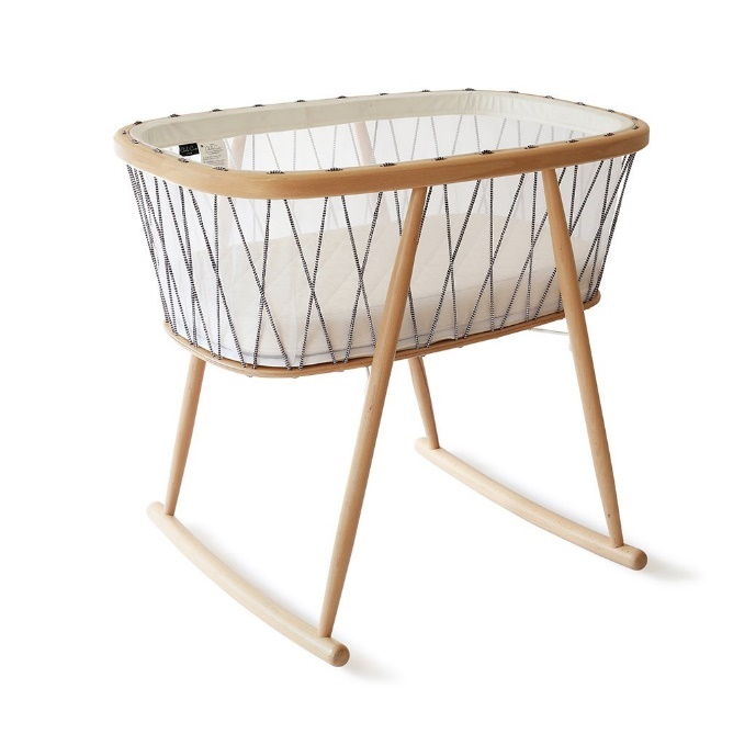 Cradle - KUMI CRADLE - 14 Best Crib Alternatives for Parents Who Want Other Baby Sleeping Options - Baby Journey blog