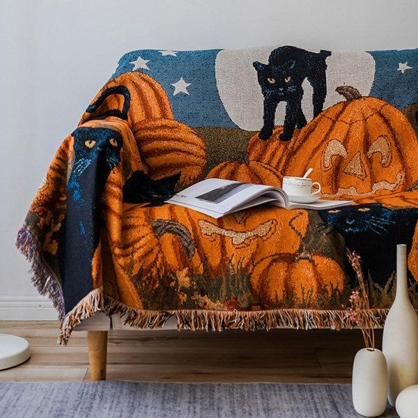 Soft Blanket | Halloween Gifts for Kids | Baby Journey