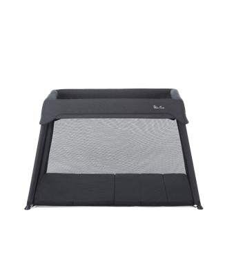 Travel Cribs - Silver Cross Slumber Travel Crib- 14 Best Crib Alternatives for Parents Who Want Other Baby Sleeping Options - Baby Journey blog
