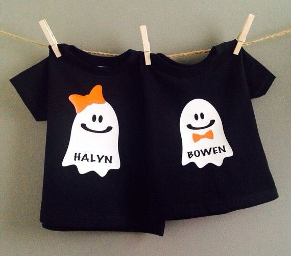Personalized T-shirt | Halloween Gifts for Kids | Baby Journey