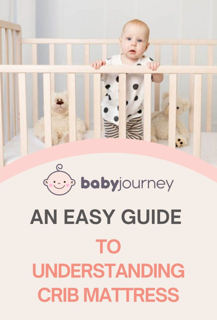 When To Lower Crib Mattress? An Easy Guide to Understanding Your Baby's Crib Setting - Baby Journey blog